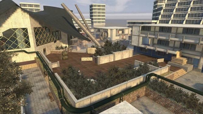 the 'First Strike' map pack trailer for Call of Duty: Black Ops. These