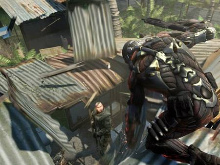 New Crysis 2 Story Trailer Shows Some Epic, Explosive Graphics