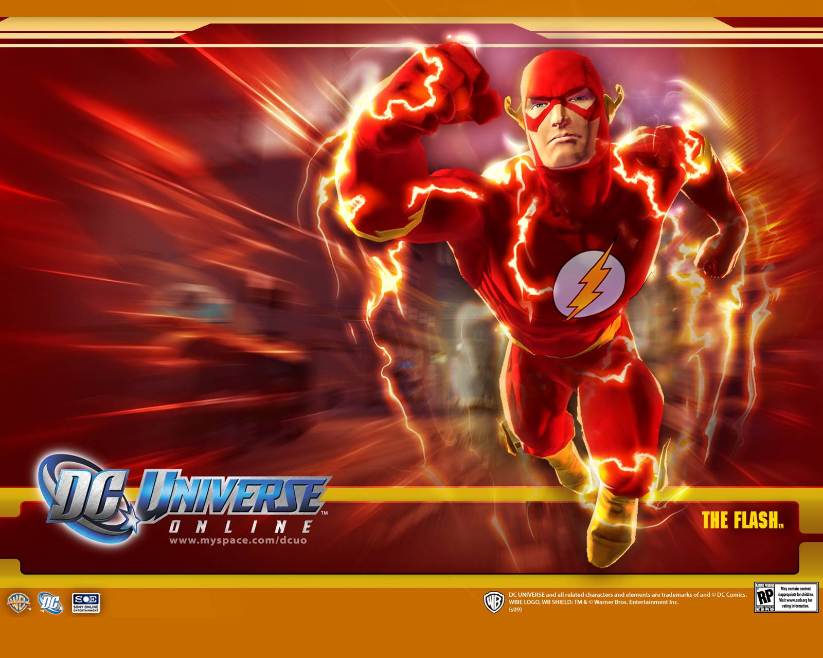 The Flash Superhero Game Online