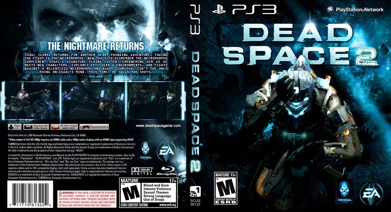 how to play impossible mode on dead space
