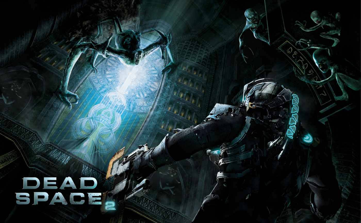 Dead Space 2 Wallpapers And Box Art In Hd