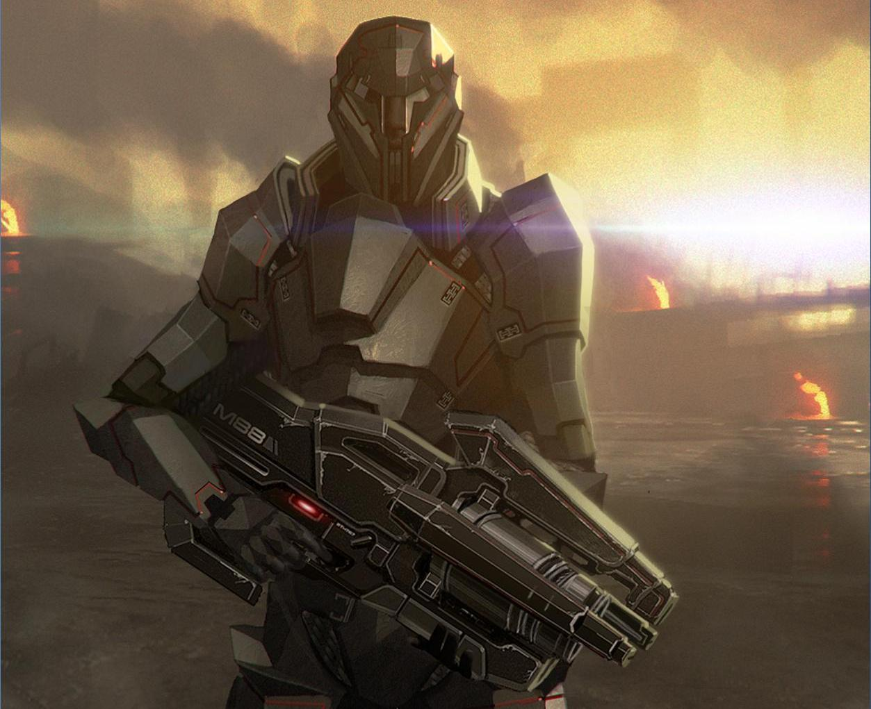 Best Ps Vita Games >> Free Mass Effect 2 Weapon and Armor For Early Purchase on PS3