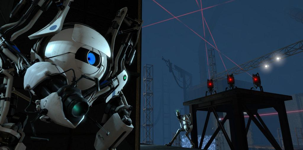 portal 2 ps3 vs pc. PORTAL 2: PC,PS3,XBOX360