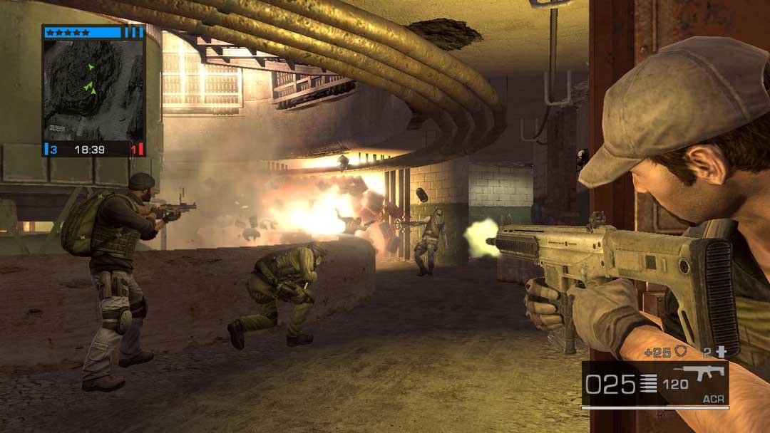 গেমস জোন: Breach – (Multiplayer) – (2011)