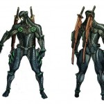 """SEGA announces new character for ANARCHY REIGNS- """"Zero"""""""