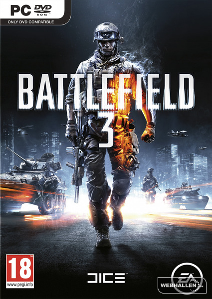 Official Box Art Leaked. - Battlefield 3 Official Site