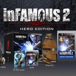 inFamous 2 'Hero Edition' Officially Annouced, Images Included Plus Pre-Order Bonuses