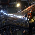 inFamous 2 makes fun of Halo: Reach and others