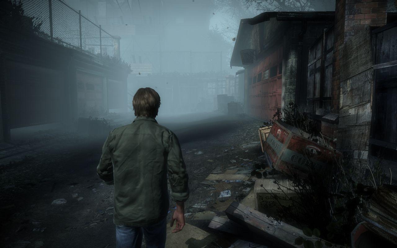 New Silent Hill: Downpour screens show &quot-amazing&quot- fog effects