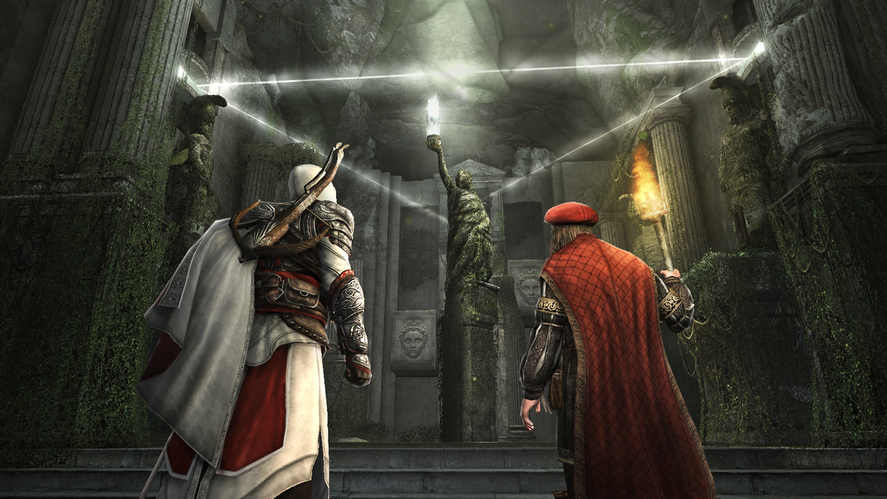 Assassin s creed brotherhood the davinci disappearance dlc review - Assassin s creed pictures ...