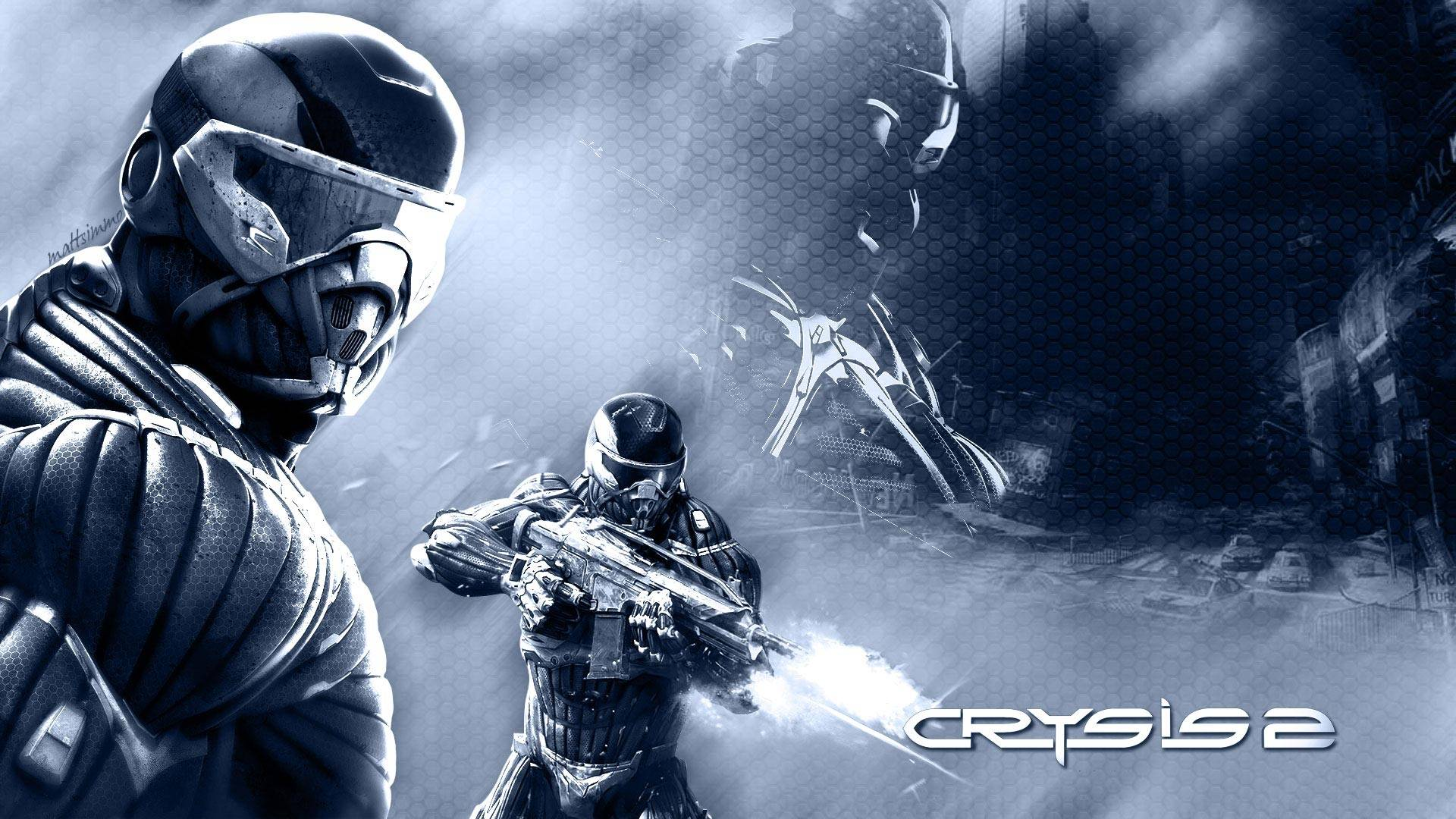 Crysis 2 Wallpapers In Full 1080P HD