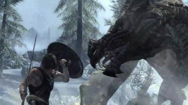 New Elders Scroll V: Skyrim details: DirectX 11 support and more