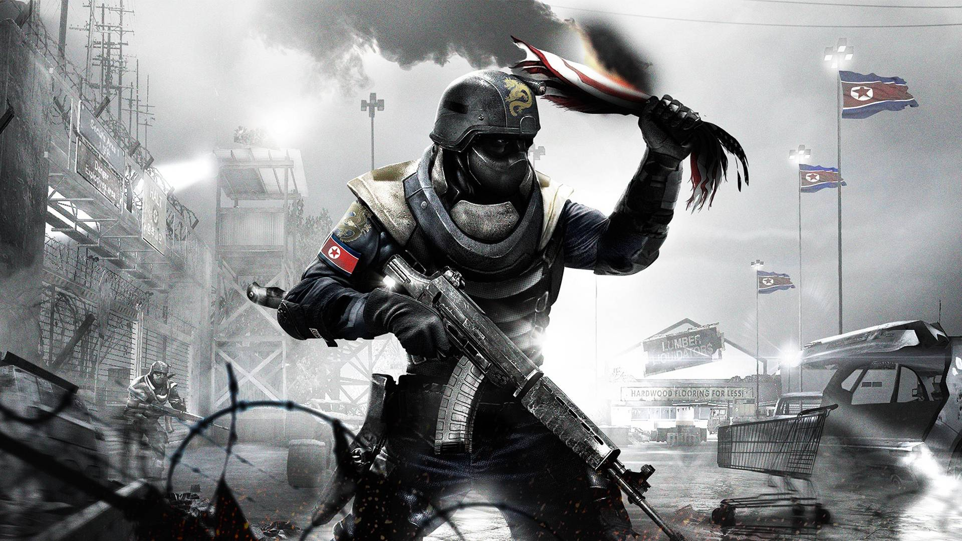 Homefront releases March 15th, 2011 on the PlayStation 3, Xbox 360 and