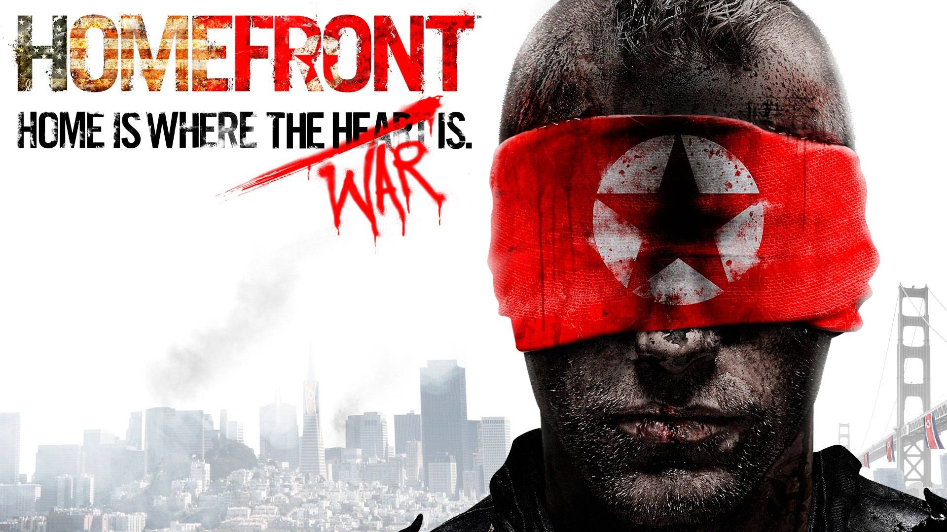 Homefront wallpapers in full 1080p hd gamingbolt video game homefront wallpapers in full 1080p hd voltagebd Choice Image