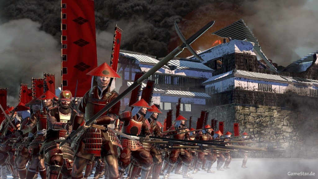 wallpaper pc hd. Shogun 2: Total War HD Video