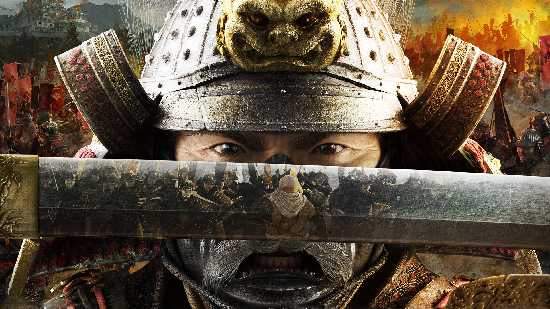 SHOGUN 2 TOTAL WAR WALLPAPER HD 1080P XBOX 360