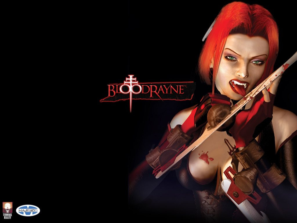 Bloodrayne Betrayal Coming This Summer To Psn And Xbl
