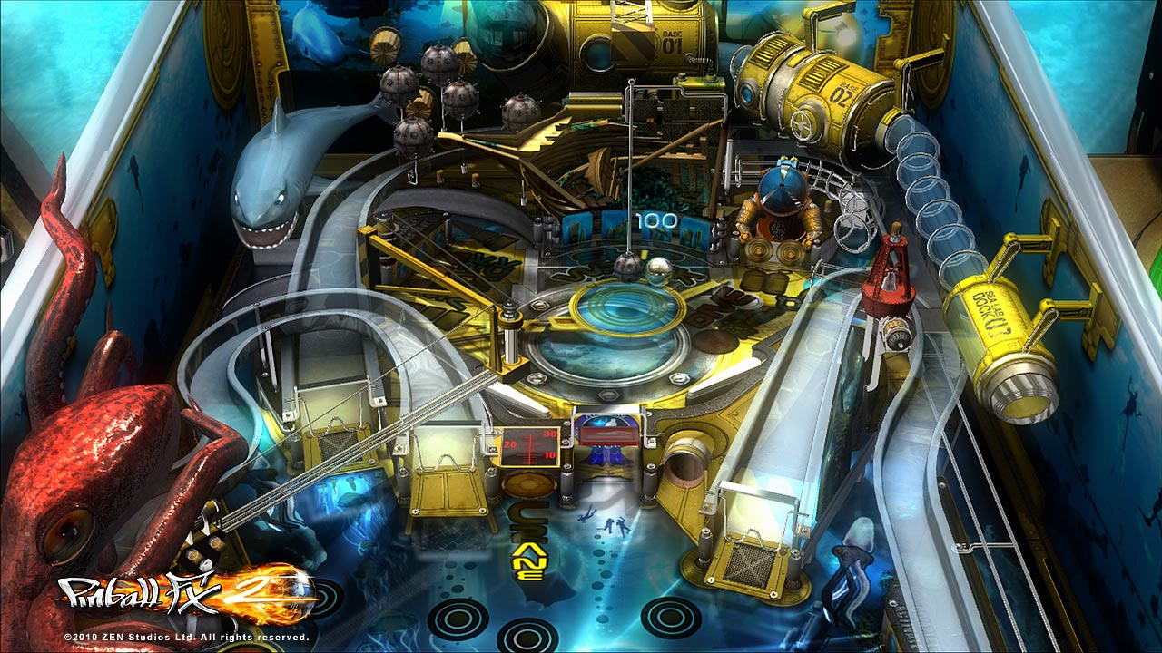 Pinball FX 2 and Add-On Content Review