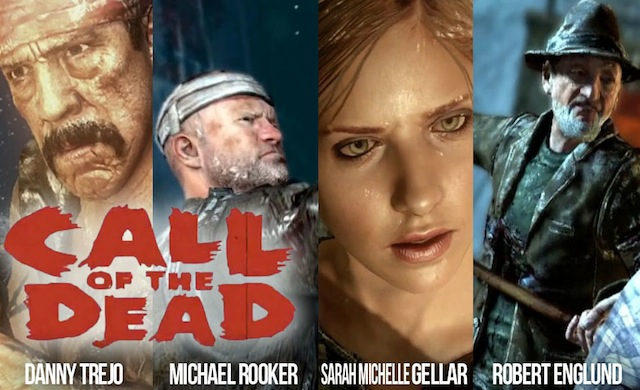 Latest 'Call of the Dead' Map Trailer For Call of Duty ... on call of the dead zombies, call of duty zombies map pack, call of the dead game, call of duty black ops map pack, call of the mob, call of the dead minecraft, call of the dead movie,