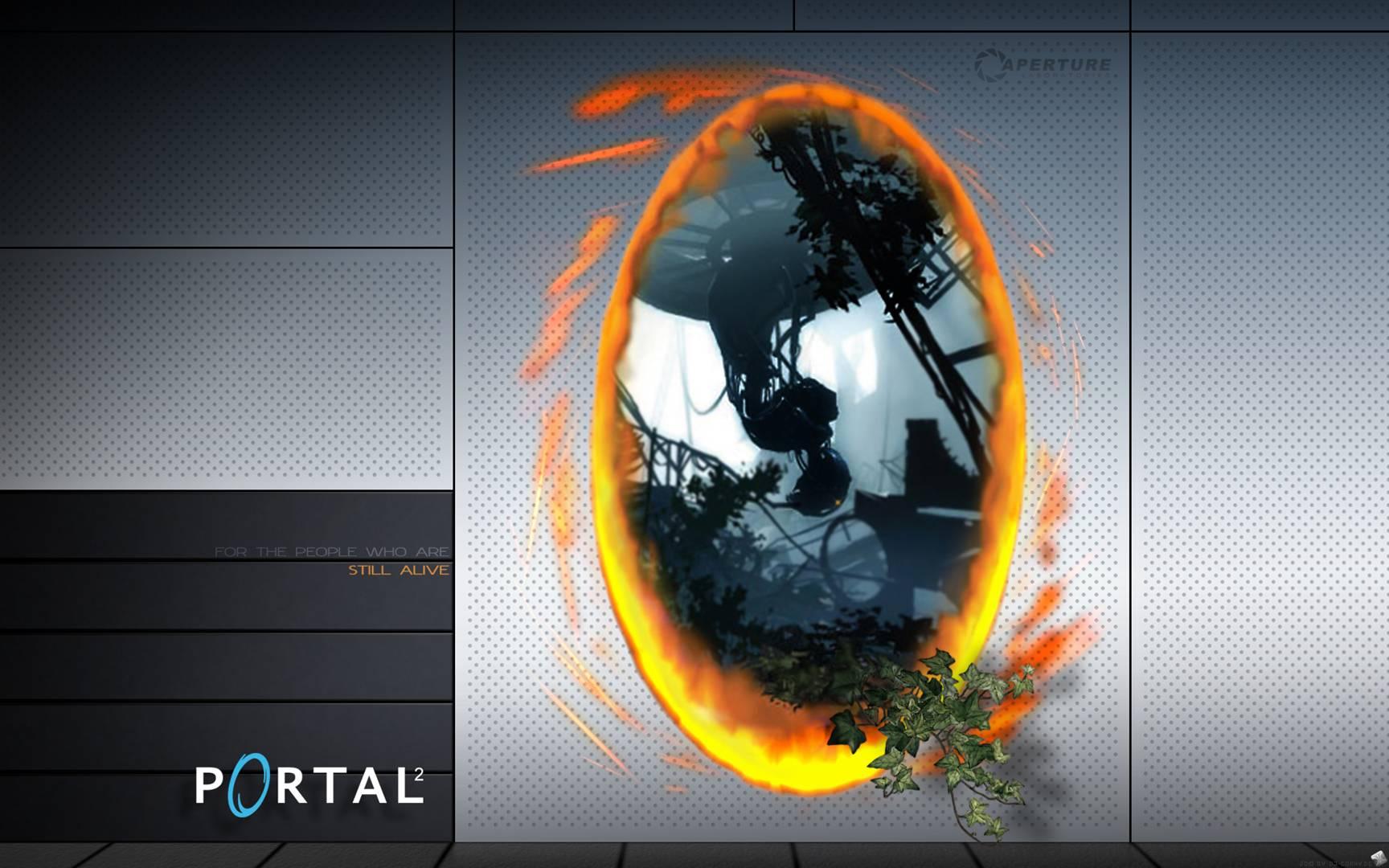 Portal 2 Wallpapers in full 1080P HD « GamingBolt.com ...