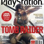 Tomb Raider cover for Playstation Magazine revealed