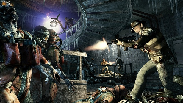 COD: Black Ops 'Call of the Dead' Cast Voice Their Thoughts ... on call of duty map, black ops map, world at war map, no man's land map, mob of the dead map, call of duty dead ops,