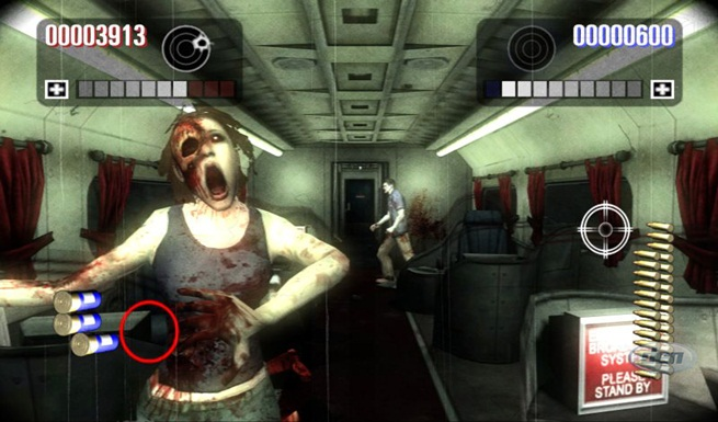 House Of The Dead Overkill Coming To Ps3
