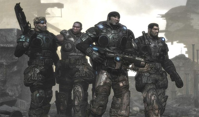 Who cares if it isn't set in the modern day. Gears of War 3 is still set to make a splash when it launches later this year