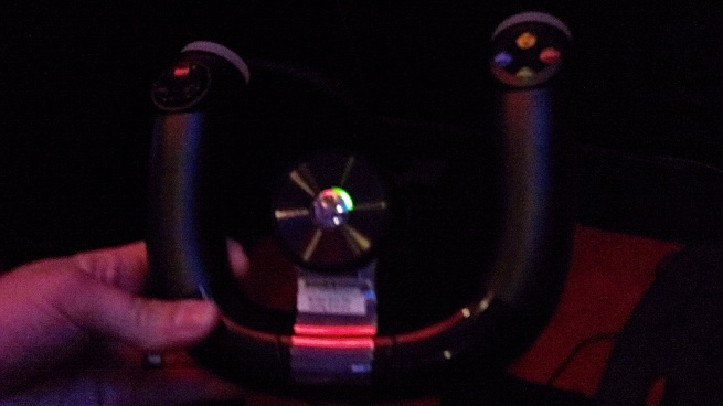 Racing Controller from E3 2011