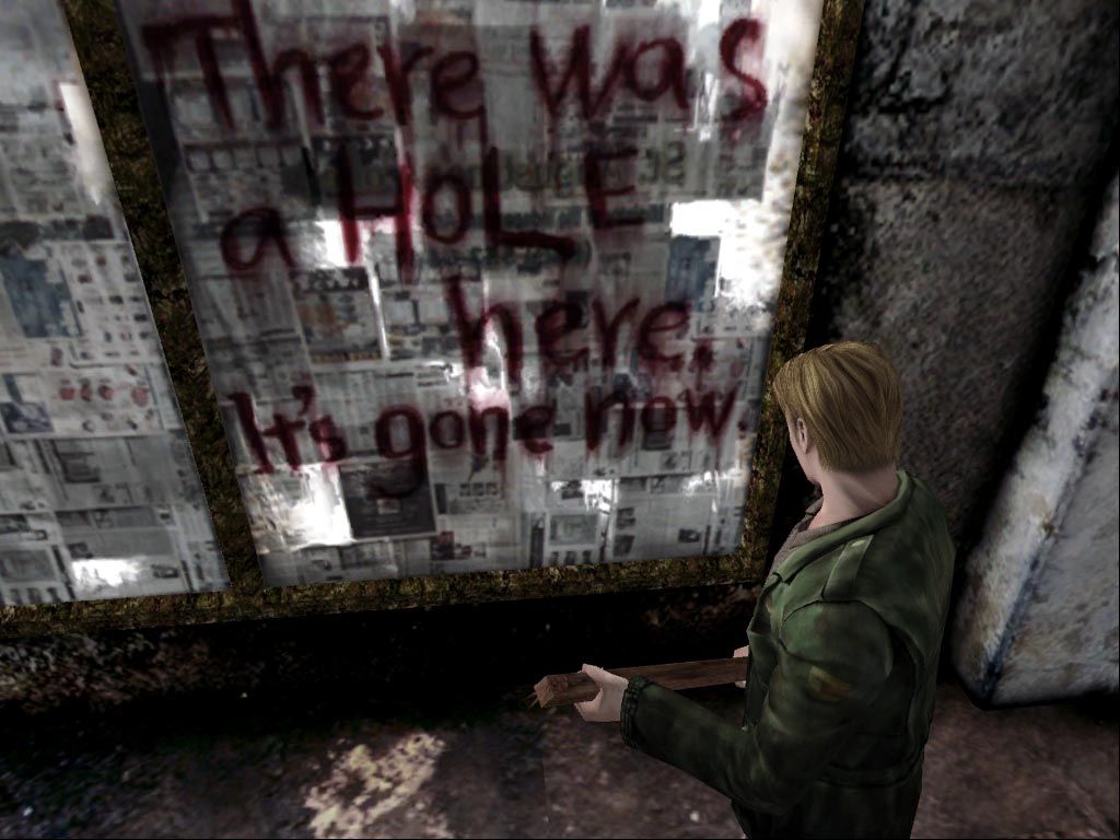 Konami Lost The Source Code For Silent Hill 2 And 3 Resulting In