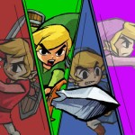 Have A Gander At Zelda: Four Swords Anniversary Edition Screens