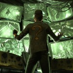 New Arkham City Riddler Trailer- The Riddler is Better Than You