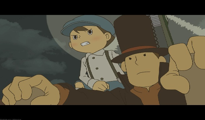 Professor Layton And The Last Specter Professor Layton And The Last