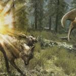 Elder Scrolls V: Comic-Con gameplay footage