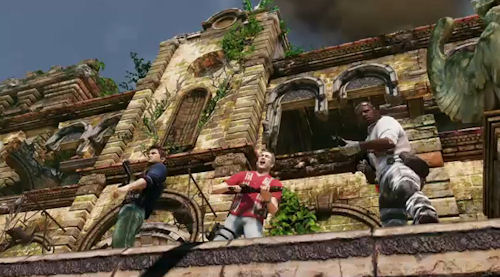 How to be good at the Uncharted 3 beta; Sad truth about the game