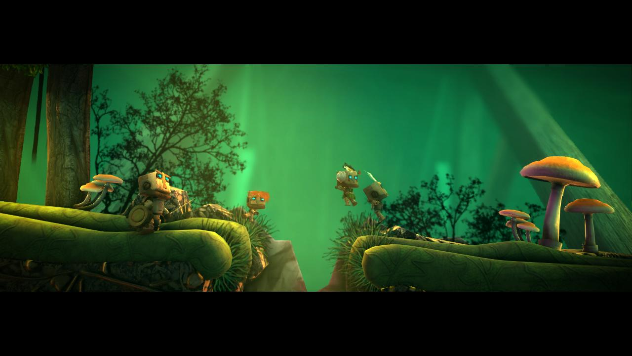 Sony Ps Vita Games Screenshots : Littlebigplanet ps vita gets nine screenshots « gamingbolt
