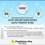 PS3 firmware 3.70 revealed; auto-syncing trophies!