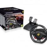 Thrustmaster Announces Ferrari 458 Italia Racing Wheel for Xbox 360