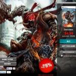 Darksiders $5 on GamersGate