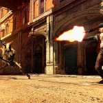 Devil May Cry Screenshot blowout