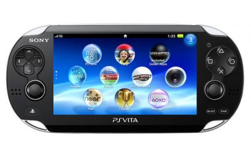 PS Vita - игровое видео