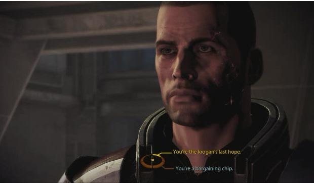 No Commander Shepard After Mass Effect 3