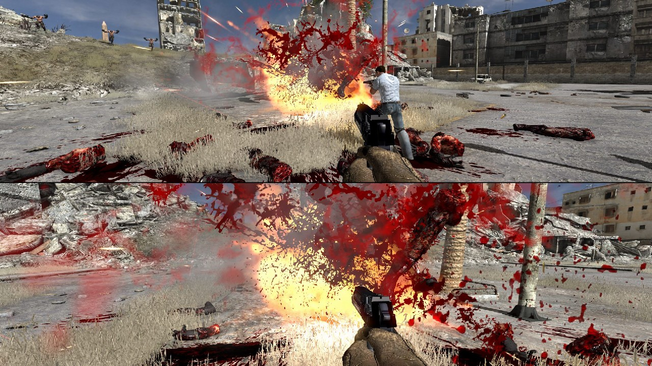 Local Multiplayer Dead Island