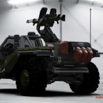 Halo Warthog now on Forza 4