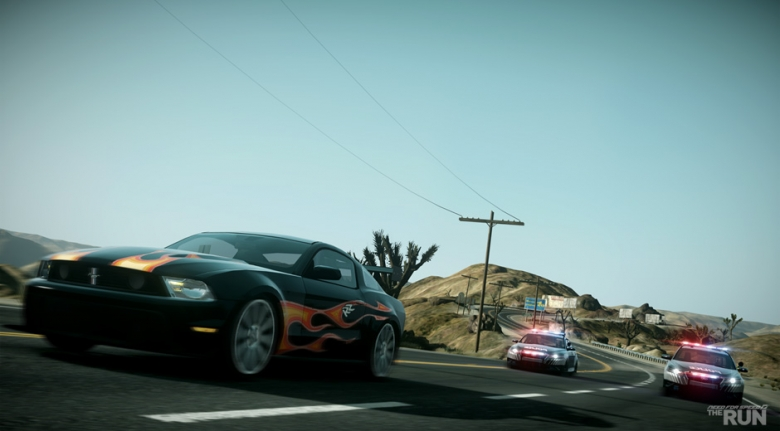 Need For Speed The Run Update And Pre Order Bonus Cars