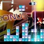 Lumines: Electric Boogaloo (Vita) Screenshots look stunning