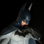 This is how a real life Batman Arkham Asylum suit looks like