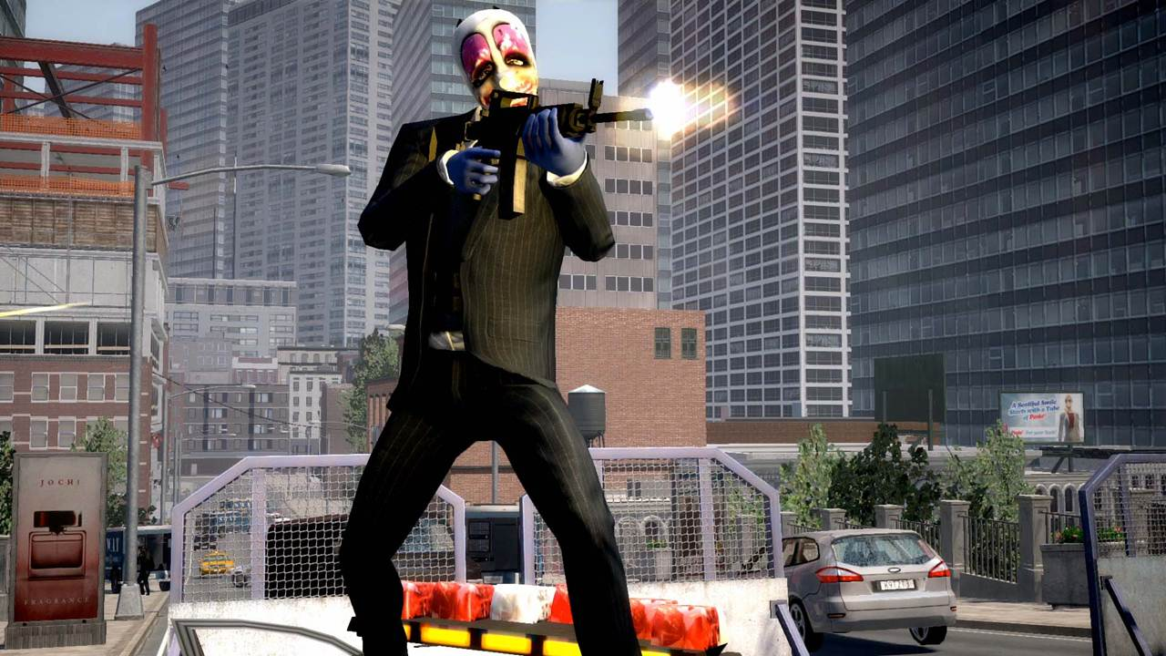 Payday: The Heist PC Game-Screen4