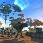 Ratchet and Clank: All 4 One – Eight new screenshots