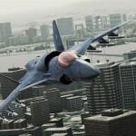 Ace Combat Assault Horizon: DLC In-Flight Menu Trailer